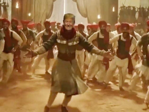 जब रणवीर का 'मल्हारी' सॉन्ग सुन नाच पड़े डॉनल्ड ट्रंप, विडियो वायरल