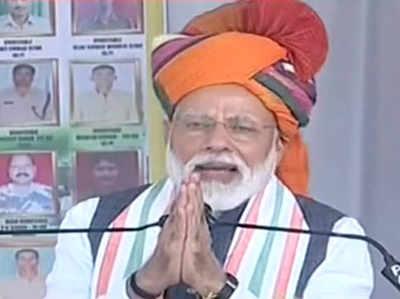 सर्जिकल स्ट्राइक 2.0: PM नरेंद्र मोदी बोले- देश में आज खुशी का माहौल