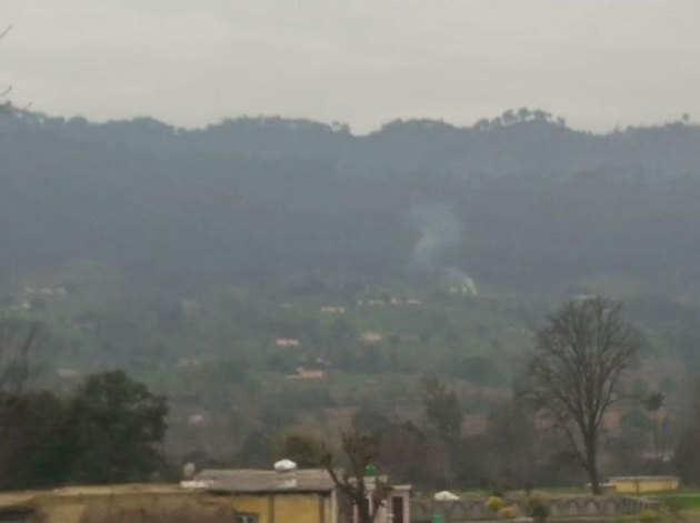पाकिस्तान की ओर से किया गया सीजफायर उल्लंघन