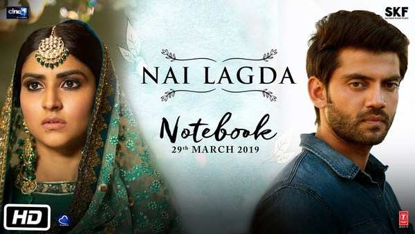 nai lagda video song from notebook