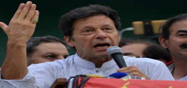 पाकिस्तान के प्रधानमंत्री इमरान खान ने भारत को दिया वार्ता का न्योता