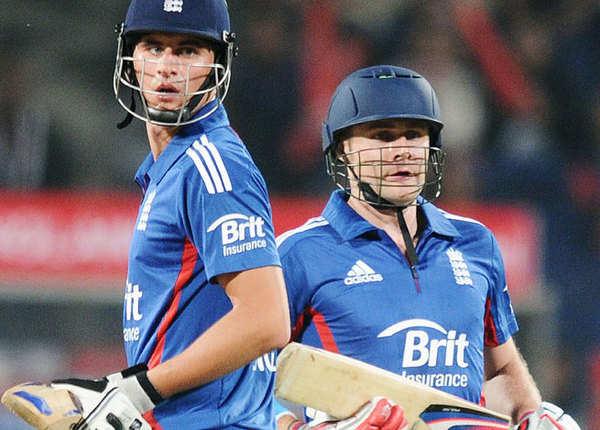 वनडे का सर्वोच्च स्कोर भी इंग्लैंड के नाम
