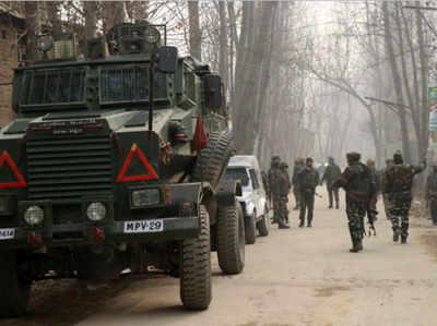 जम्मू-कश्मीर के हंदवाड़ा में सुरक्षाबलों ने दो आतंकी मार गिराए