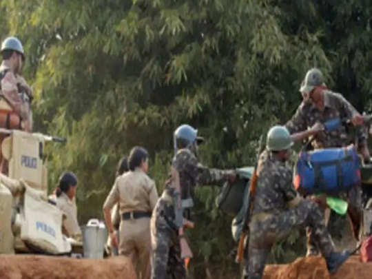 Hunters in Jangalmahal, worried forest department