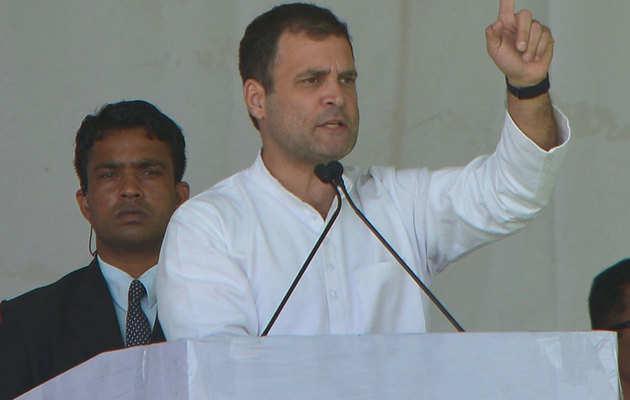 पीएम मोदी 5 मिनट के लिए भी प्रचार करना बंद नहीं कर सकते: राहुल गांधी