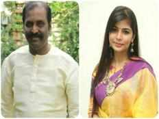 me too chinmayi sripaada files complaint against lyricist vairamuthu in national council for women