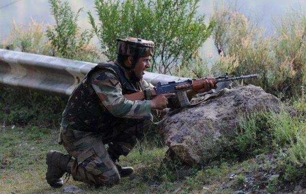 जम्मू कश्मीर: पाकिस्तान ने 5 दिन में 51वीं बार किया सीज़फायर का उल्लंघन