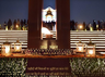 the national war memorial is a monument constructed by the government of india in the vicinity of the india gate