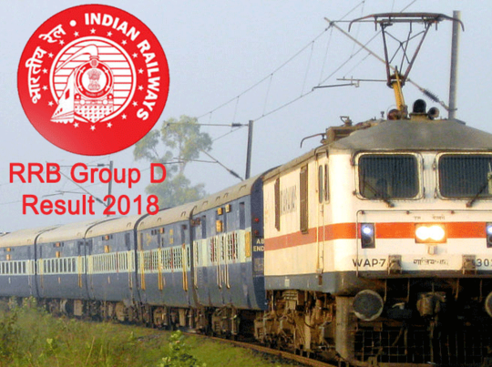 RRB-Group-D-Result-Declared