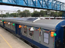 first indian train with open restaurant from shimla to kalka