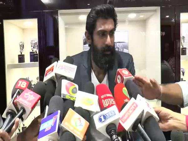 longines presents very high precision collection with celebrated actor rana daggubati in coimbatore