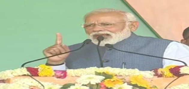 प्रधानमंत्री नरेंद्र मोदी ने दिग्विजय सिंह के बयान पर ली चुटकी, बताया- पाकिस्तान का पोस्टर बॉय