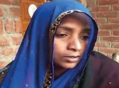 शहीद राम वकील की पत्नी गीता देवी