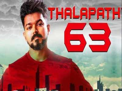 "Image result for ""விஜயின் 'தளபதி63'"