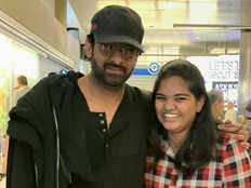 look what a prabhas fan did to him excited over first meeting