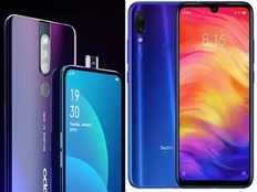 redmi note 7 pro vs oppo f11 pro price specifications and features compared