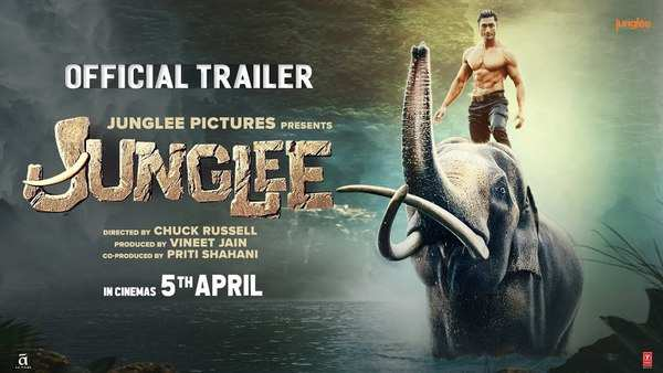 junglee official trailer launched