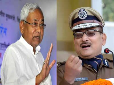 सीएम नीतीश कुमार ने डीजीपी को दी नसीहत