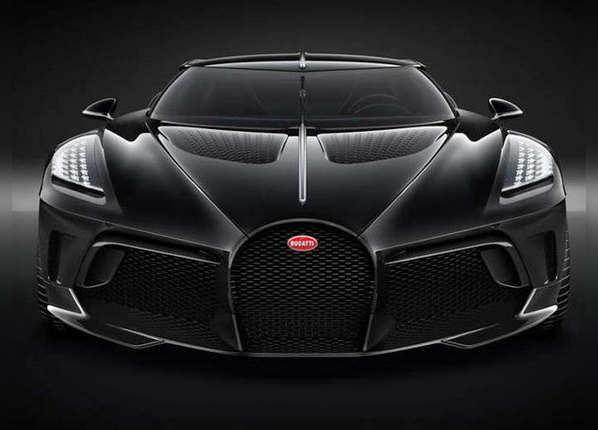 Bugatti लाई दुनिया की सबसे महंगी नई कार, देखें तस्वीरें