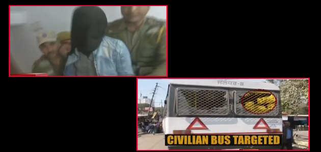 जम्मू: ग्रेनेड फेंकने वाला शख्स गिरफ्तार, हिज़्बुल के साथ है संबंध