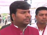 mp praveen nishad and their supporters detained during protest in gorakhpur