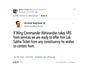 fake news of kejriwal saying aap will offer wc abhinandan a loksabha seat
