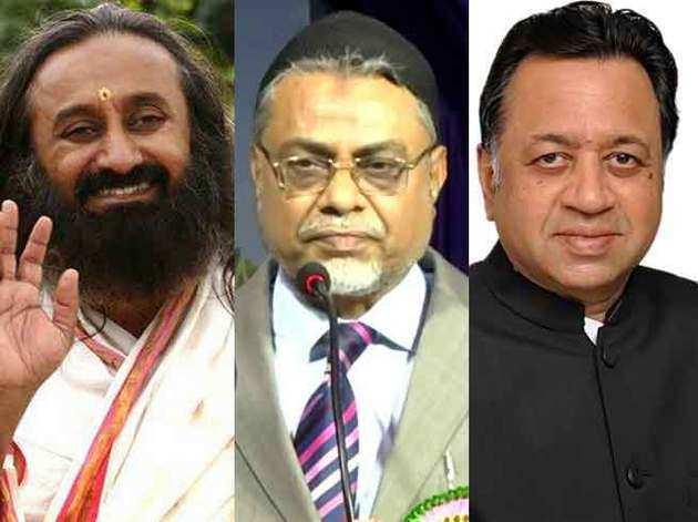अयोध्या पर तीन सदस्यीय पैनल करेगा मध्यस्थता