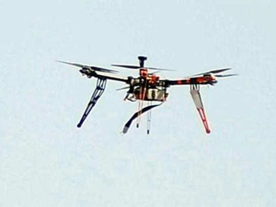 Indian Army : राजस्थान: भारतीय लष्करानं पुन्हा पाकचं ड्रोन पाडलं