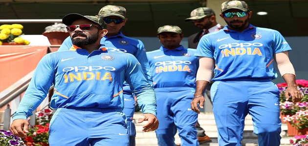 रांची वनडे में भारतीय खिलाड़ियों द्वारा आर्मी कैप पहनने पर भड़का पाकिस्तान, ICC से की शिकायत