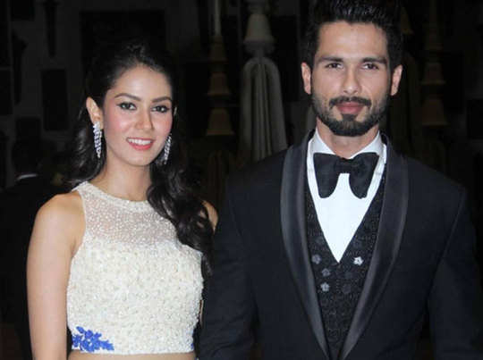 shahid and mira rajput
