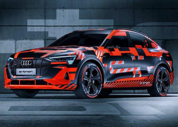 Audi लाई नई इलेक्ट्रिक एसयूवी, सिंगल चार्ज पर चलेगी 500 किमी