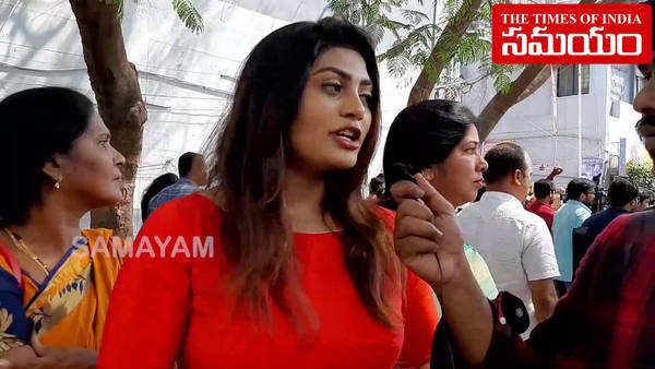 exclusive interview with actress sowmya