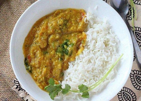 दाल और चावल