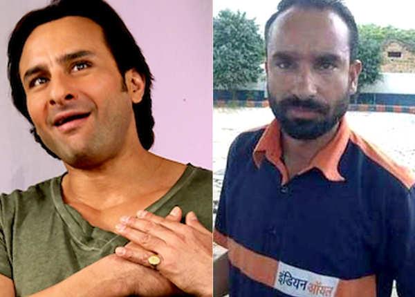 सैफ अली खान के हमशक्ल...