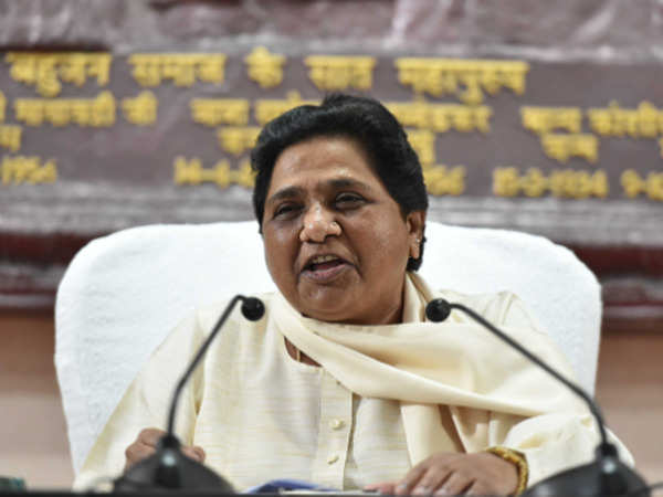 lok sabha polls 2019 no electoral tie up with congress in any state says mayawati