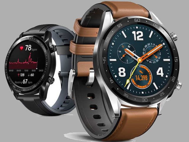 14 दिन चलेगी Huawei Watch GT की बैटरी, Band 3 Pro, Band 3e के साथ भारत में लॉन्च