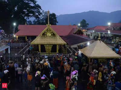 सबरीमाला मंदिर (फाइल फोटो)