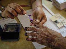 loksabha election 2019 dial 1950 if you didnt get yellow slip till now