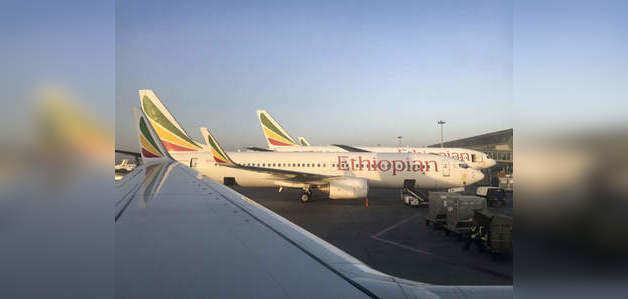 भारत ने बोइंग 737 मैक्स विमानों के उड़ने पर लगाया बैन