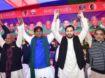 बिहार में महागठबंधन पर सीटों का फॉर्म्युला जल्द होगा घोषित