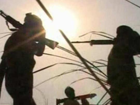 Naxals: गडचिरोलीत नक्षलवाद्यांनी चार ट्रॅक्टर जाळले