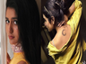 yellow topstripped pants and a tattoo on the back priya prakash varriers hot pics goes viral
