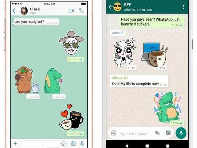 Whatsapp पर जल्द मिलेगा खास अपडेट, डूडल फीचर में मिलेंगे स्टिकर और इमोजी टैब