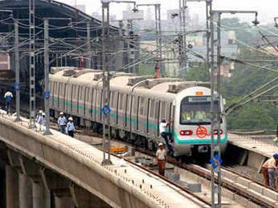 Delhi Metro Ke Coach Mein Utha Dhuaan, Yaatriyon Ko Surakshit Nikaala Baahar