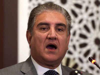 शाह महमूद कुरैशी (फाइल फोटो)