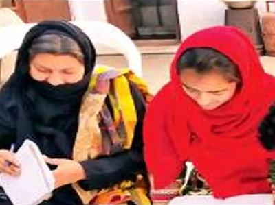 Loksabha Chunaav Mein Pehli Baar Vote Daaleingi Pakistan Mool Ki Taahira Makabool