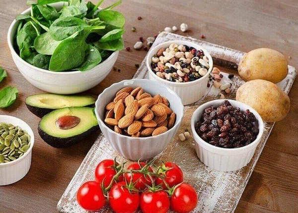 पोटेशियम से भरपूर फल-सब्जियां