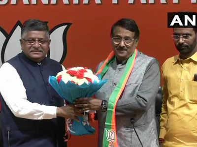 BJP Mein Shaamil Hue Congress Ke Varishth Neta Tom Vadakkan, Kaha- 'Yooj Aind Throw Hai Party Ki Neeti