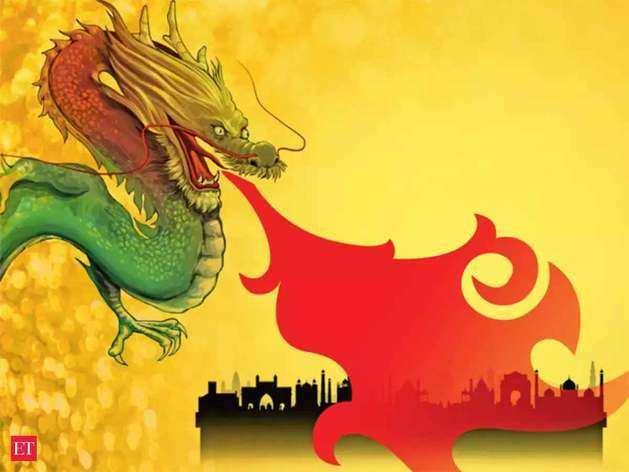 भारत में चीनी सामानों के बहिष्कार की अपील।