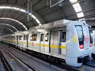 Delhi Metro Ke Phase-4 Mein Svadeshi Signal System Par Daudegi Metro